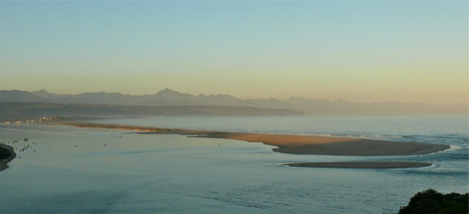 Lagoon of Plett